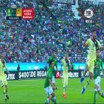 Leon 0-1(1-1) Club America - Bruno Amilcar Valdez 5'