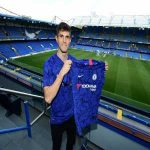 Chelsea unveil Christian Pulisic at Stamford Bridge