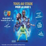 Troyes will host Lens for a spot in the Ligue 1 promotion play-off
