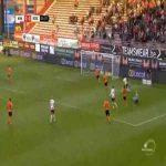 Courtrai 1-0 Charleroi - Imoh Ezekiel 6'