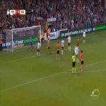 Courtrai 1-[1] Charleroi - Victor Osimhen 42'