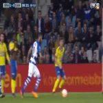 De Graafschap 2-0 Cambuur [3-1 on agg.] - Charlison Benschop penalty 40'