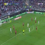 Amiens 1-0 Guingamp - S. Guirassy 14'