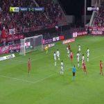 Dijon [2]-1 Toulouse - Júlio Tavares 62'