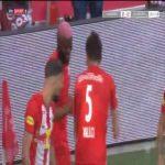 Red Bull Salzburg [2]-0 St. Pölten - Albert Vallci 36' free kick
