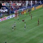 Vancouver 2-0 FC Dallas - Lucas Venuto 40'