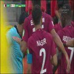 Nasir Peer (Qatar U20) red card vs. Ukraine U20 85' [World Cup U20]