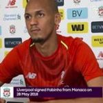 Monaco 👉 Liverpool  Fabinho joined the Reds OnThisDay one year ago