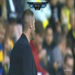 Brøndby 0-2 Randers - Mads Aaquist 51'