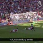 👀 Target: far corner 🎯 Destination: far corner   GoalOfTheDay AFC Bournemouth