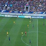 France U21 2-0 Belgium U21 - Houssem Aouar 25'
