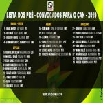 Guiné-Bissau's squad selection for the CAN