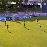 England U20 1-0 Portugal U19 - Eddie Nketiah 8'