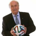 Joseph Blatter comments on the passing of Lennart Johansson
