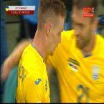 Ukraine 2 - 0 Serbia 28' Viktor Tsigankov