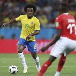 Willian replaces Neymar for the Copa América.