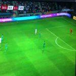 Neuer dribbling Vs Belarus