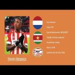 Steven Bergwijn's fantastic performance vs England (Nations League) 2019