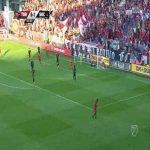 Toronto FC [1]-1 Sporting Kansas City - Nick DeLeon 43'