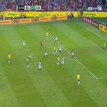 Brazil 6-0 Honduras - Roberto Firmino 65'