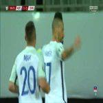 Azerbaijan 1-[4] Slovakia - Marek Hamsík second Goal