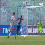 Inter Primavera 3-0 Roma Primavera - Sebastiano Esposito (pen) 90'