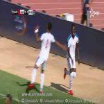 Morocco 0–[1] Gambia - Musa Barrow 27'