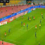 Egypt 1-0 Tanzania - Ahmed Elmohamady 64'