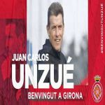 Juan Carlos Unzué is the new Girona FC head coach
