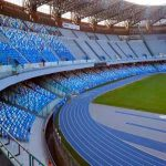 Napoli's San Paolo Stadium and Training Center after a much-needed renovation