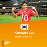 Kang-in Lee wins the U-20 World Cup Golden Ball