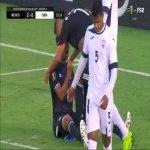 México 3-0 Cuba - Diego Reyes 38'
