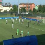 Inter Milan U17 2-0 Atalanta U17 - Fabio Cortinovis 54'