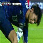 Ayase Ueda miss vs. Chile