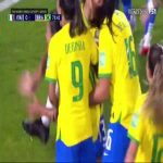 Italy 0 vs 1 Brazil - Full Highlights & Goals