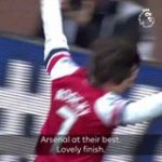 Tomas Rosicky finishes off a vintage Arsenal move 😍   GoalOfTheDay