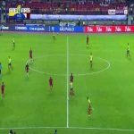 Duvan Zapata Goal - Colombia 1 vs 0 Qatar