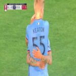 DC United 1-[1] New York City - Alexandru Mitrita 38'