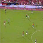 Costa Rica [2] - Bermuda 0 - Elias Aguilar