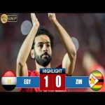 Egypt vs Zimbabwe 1-0 Highlights