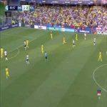 England U21 2-2 Romania U21 - Abraham 87'