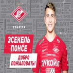 Spartak Moscow sign Ezequiel Ponce from As Roma