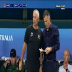 A. Kennedy (Australia W) Sraight Red Card against Norway W 104'