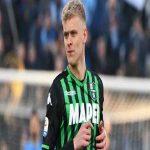Comunicato ufficiale: Sassuolo loans Jens Odgaard to Heerenveen
