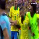 Dani Alves Goal - Peru 0 vs 4 Brazil