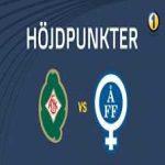 Highlights Skövde AIK - Åtvidabergs FF, 4-0