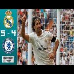 Real Madrid Legends 5-4 Chelsea Legends (Full Match Highlights) Raúl, Morientes, Poyet and Gallas amongst the scorers in this charity match