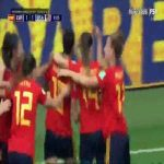 Spain 1 vs 2 USA - Full Highlights & Goals
