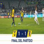 Ecuador has been eliminated from the 2019 CONMEBOL Copa America