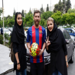 Iran: Messi lookalike has been caught sleeping with women by pretending to be Messi. He is being legally sued by 23 women